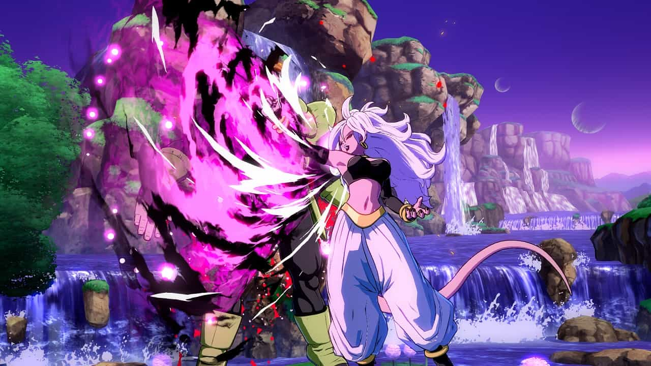 Launch-Trailer zu Dragon Ball FighterZ