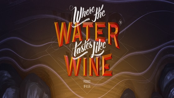 Where The Water Tastes Like Wine , Where The Water Tastes Like Wine - Trailer zu den Sprechern