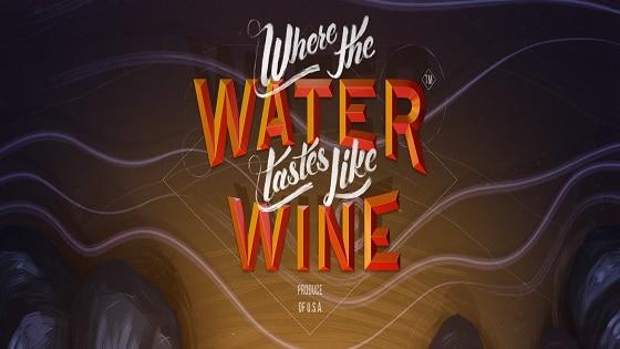 Where The Water Tastes Like Wine , Where The Water Tastes Like Wine - Trailer zu den Sprechern