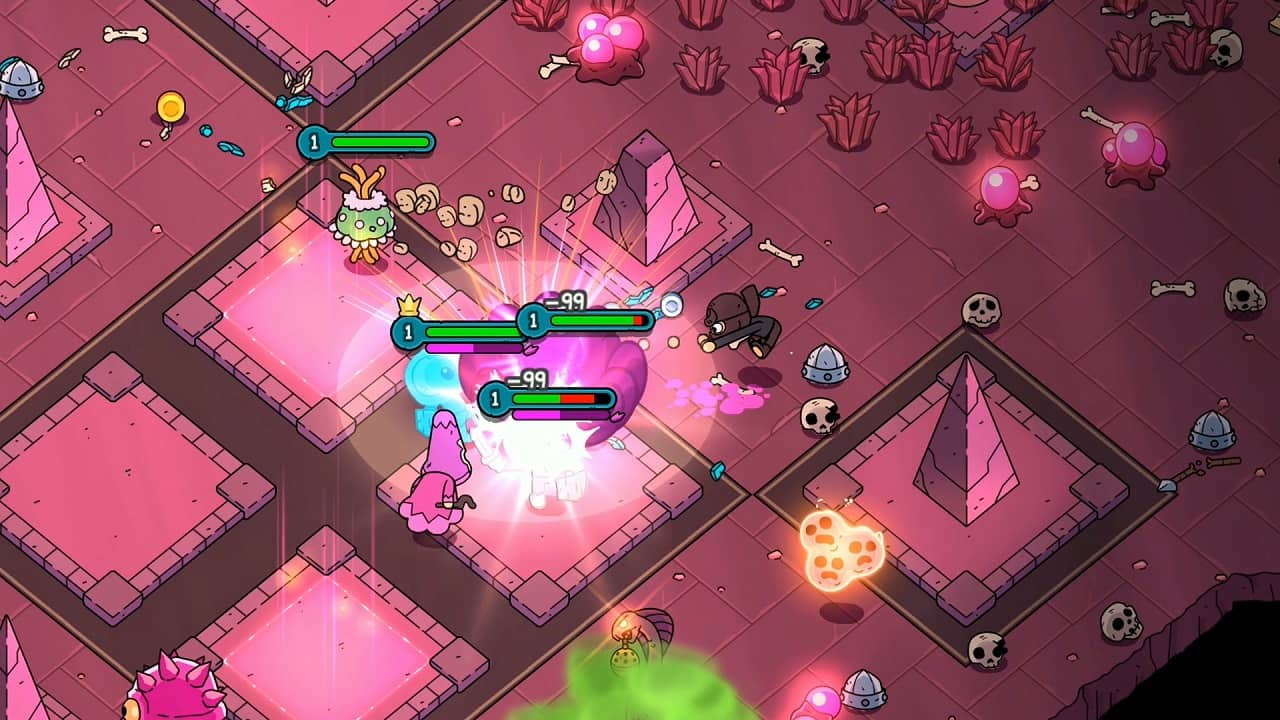 The Swords of Ditto - Releasetermin für die PS4 und PC