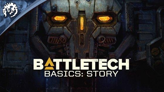 battletech logo story basics