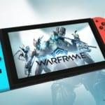Warframe kommt auf die Nintendo Switch