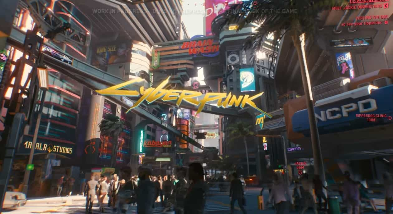 Cyberpunk 77 Gameplay-Trailer veröffentlicht