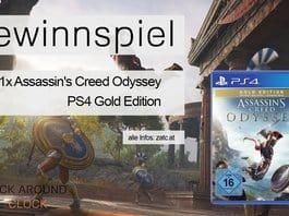 Assassin's Creed Odyssey Gewinnspiel