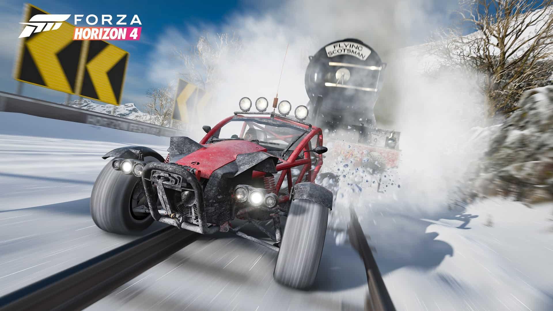 Forza Horizon 4 - Test, Review, Kaufberatung