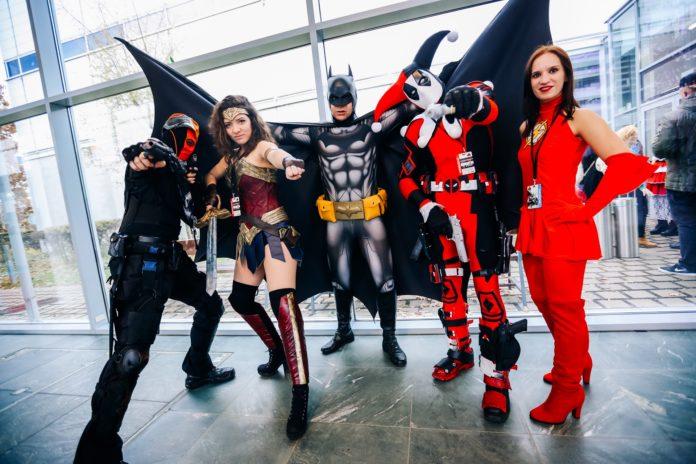 Vienna Comic Con 2018 (VIECC) Programm-Highlights und Stargäste