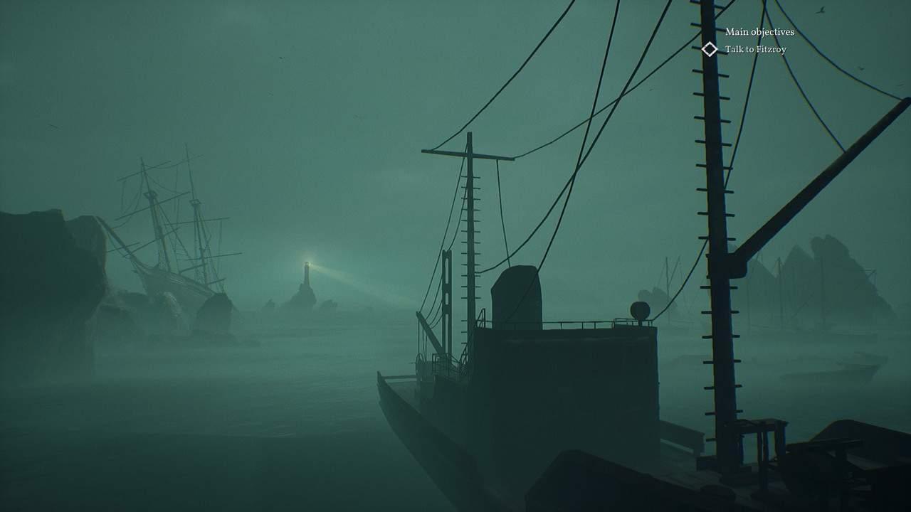 Call of Cthulhu Darkwater Harbor