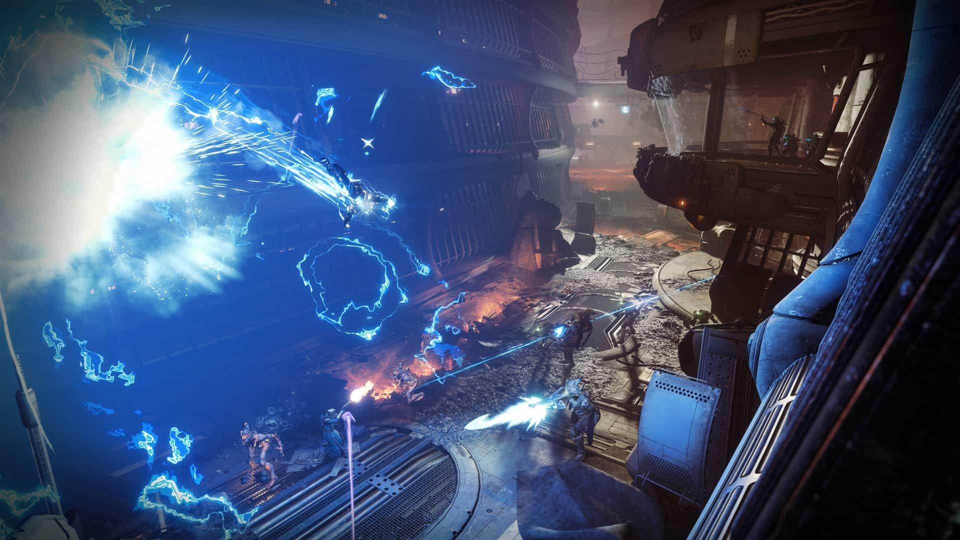 Destiny 2 kostenlos auf Battle.net
