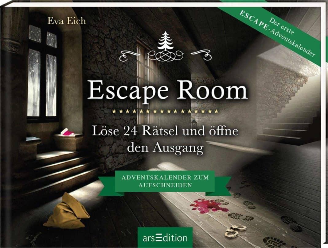 Escape Room Adventskalender 2019