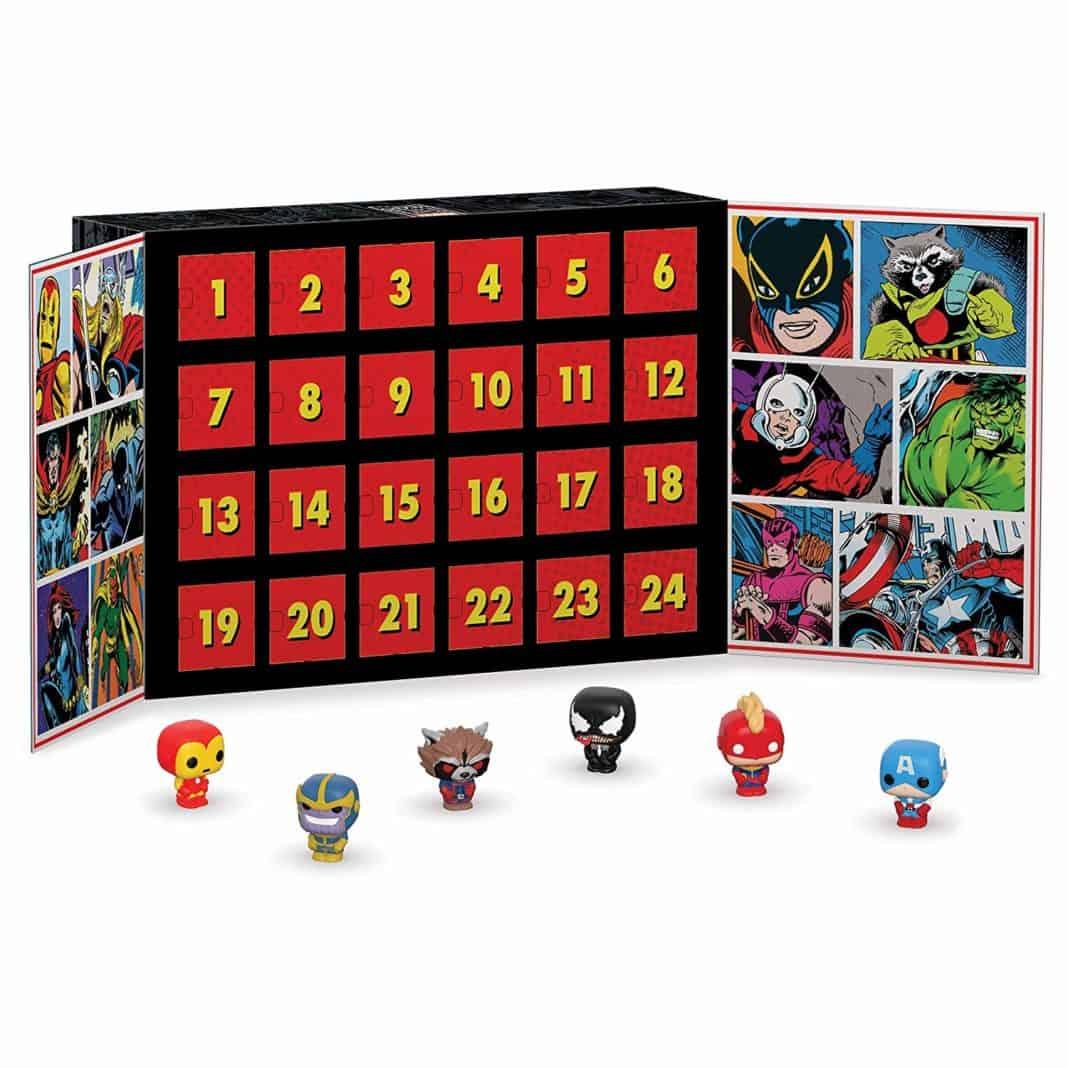 Funko Pop Marvel Adventkalendar 2019