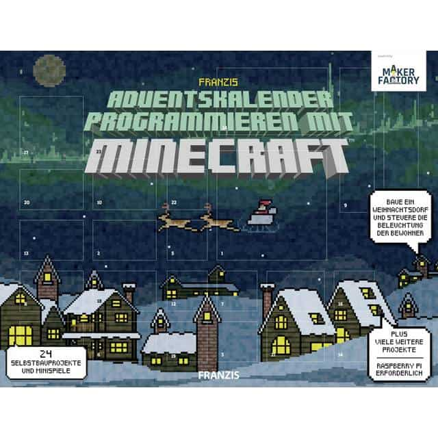 Minecraft Adventskalender 2019