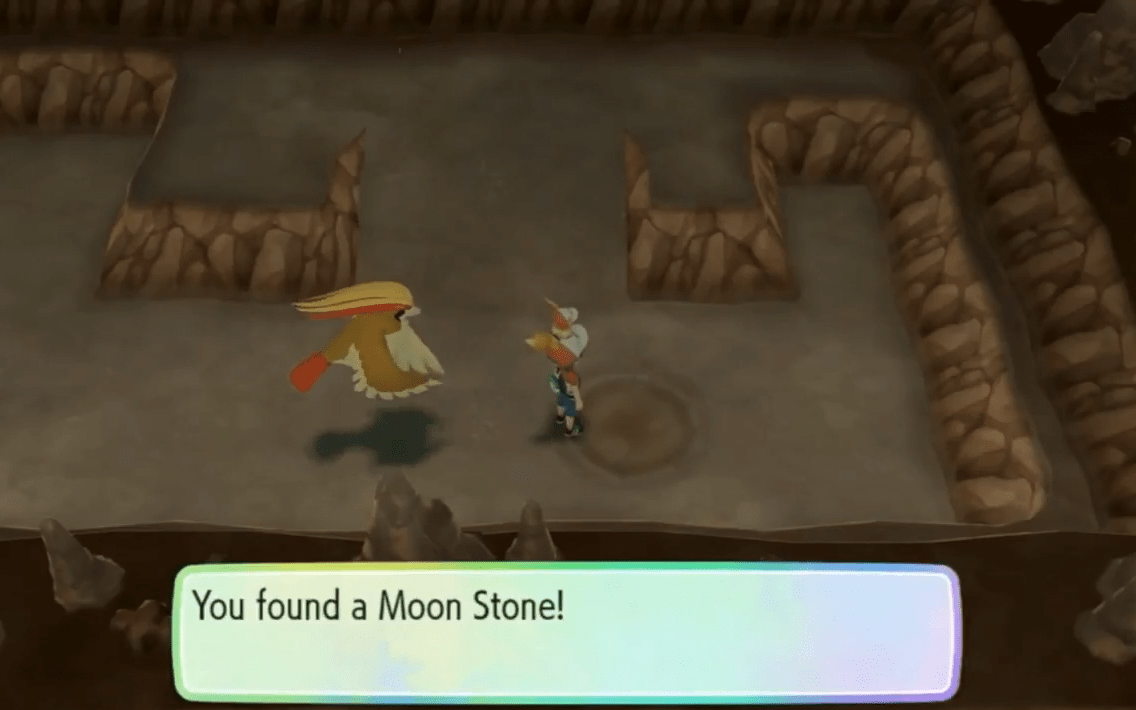 Pokemon Let's Go Mondsteine Fundort