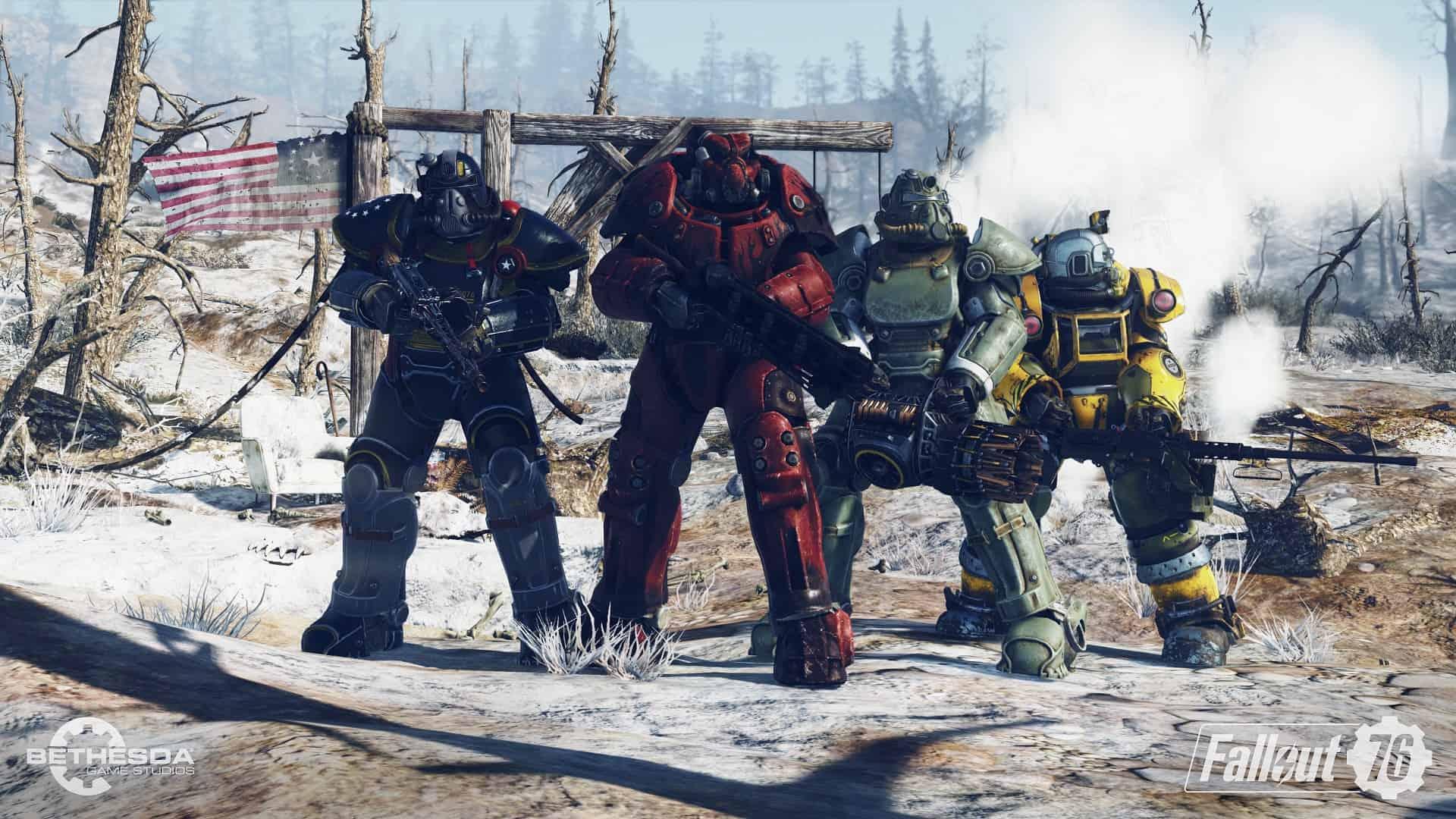 Fallout 76 im Test - PowerArmors