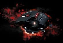 RAT 8+Mad Catz Gaming Maus