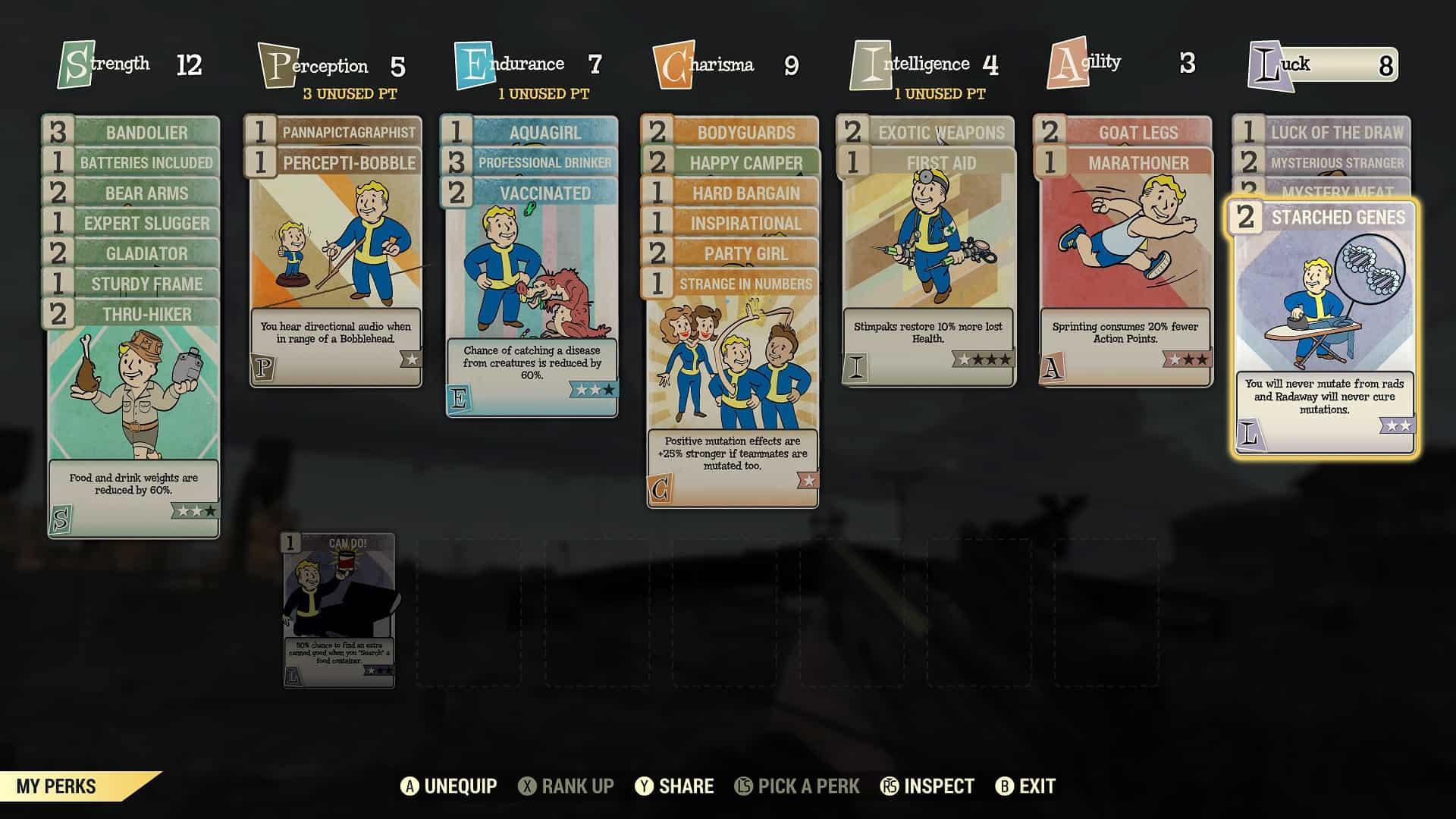 Fallout im Test - S.P.E.C.I.A.L