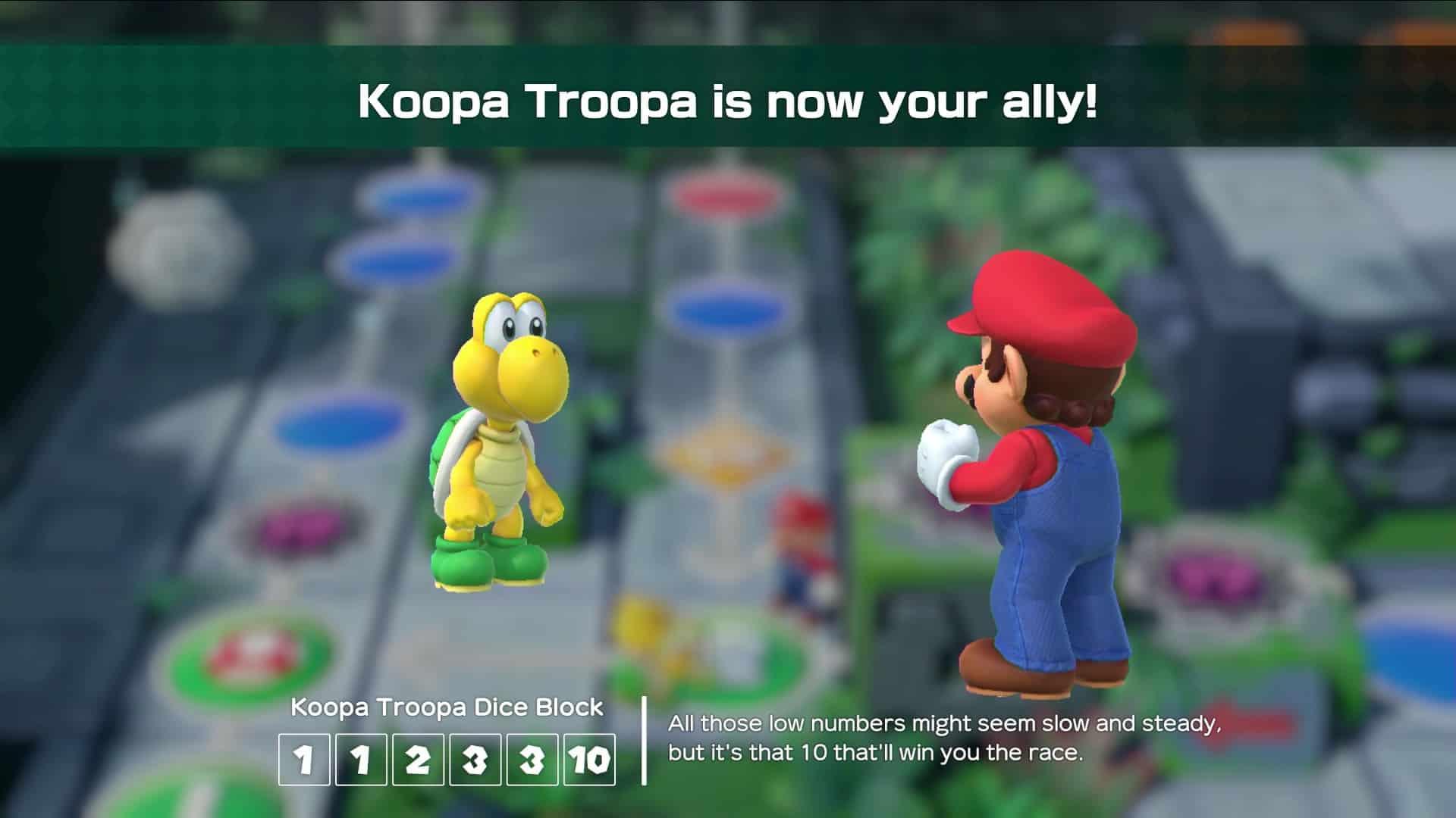 Super Mario Party Verbündete