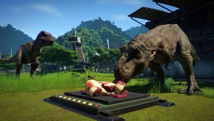 Update Das sind die Inhalte des ersten DLC für Jurassic World Evolution