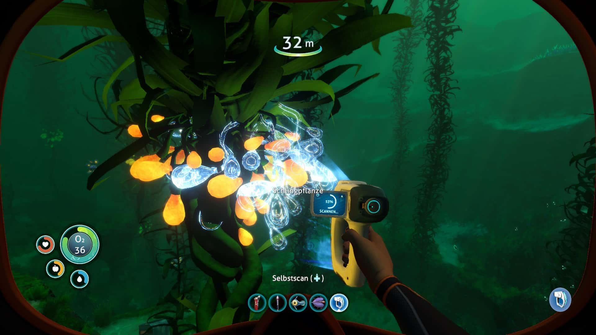 Subnautica Tipps PS4