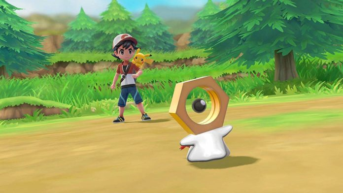 Pokemon Let's Go Silph Company