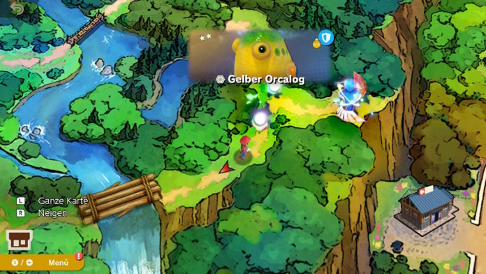 Super Smash Bros Ultimate - Kampf im Abenteuer