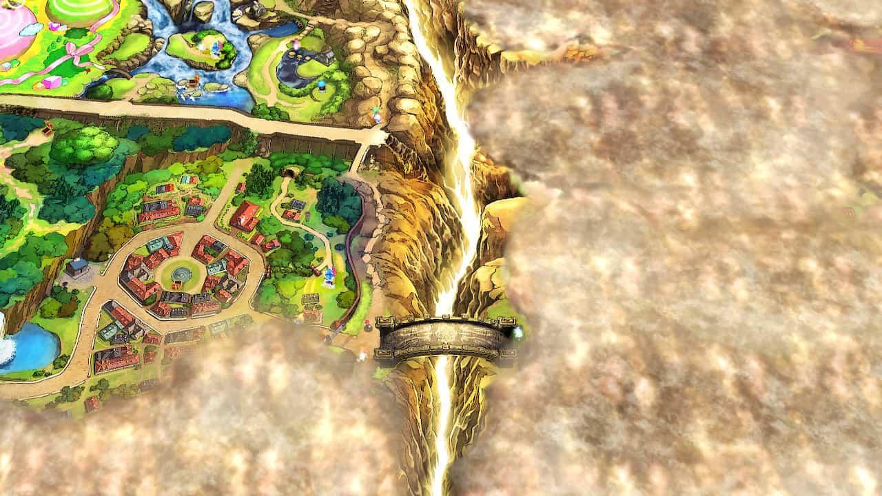 Super Smash Bros Ultimate Karte Abenteuer-Modus