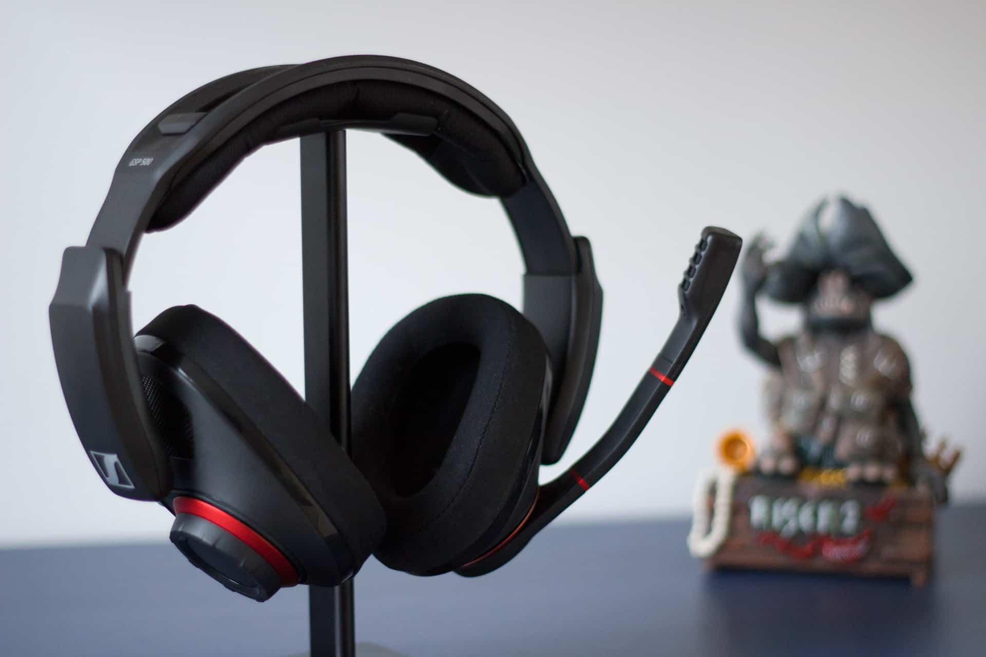5e47f52005e Sennheiser GSP 500 im Test   Gaming-Headset für Anspruchsvolle