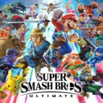 Super Smash Bros Ultimate Geister
