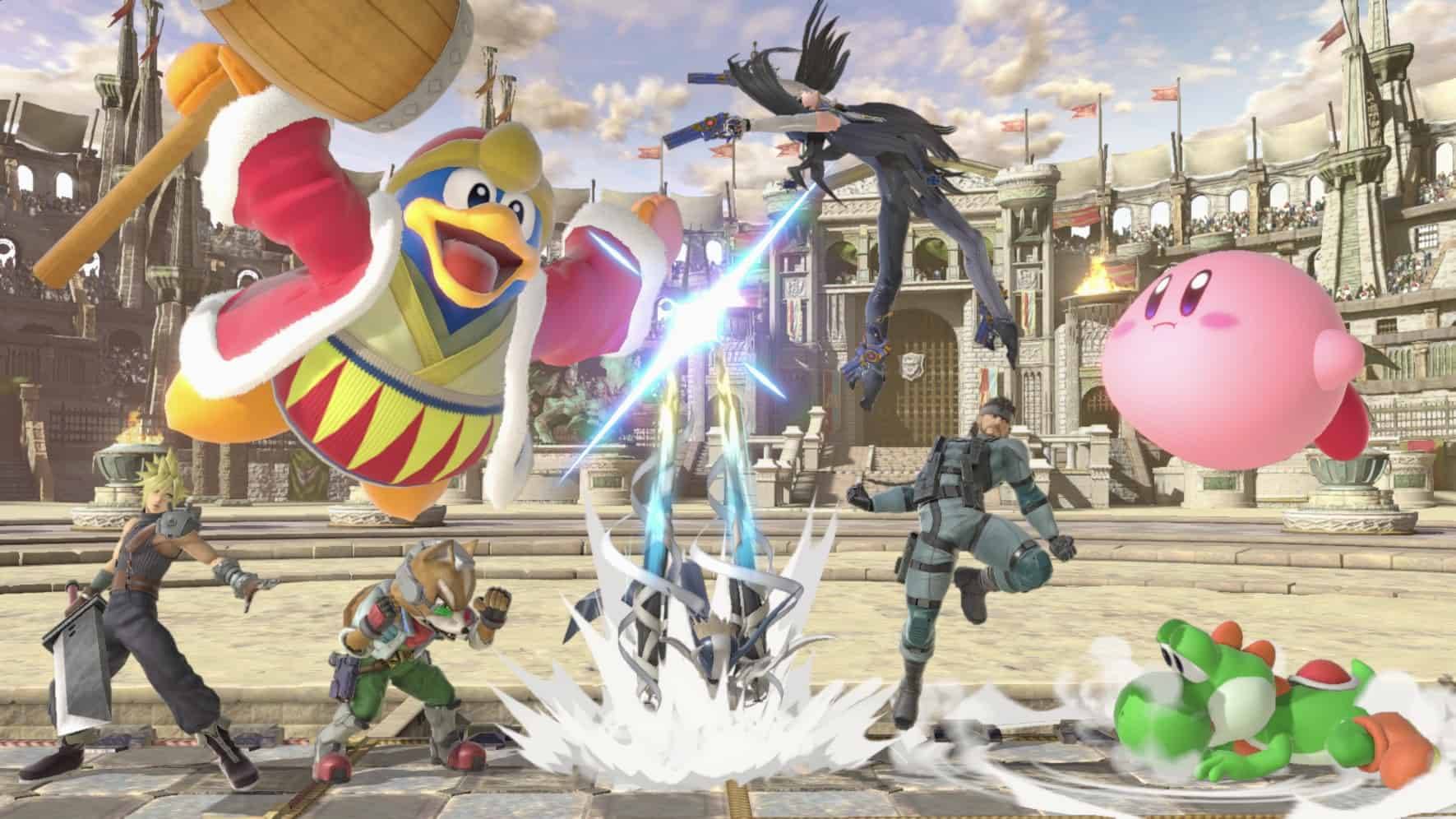 Super Smash Bros. Ultimate Alle Charaktere freischalten
