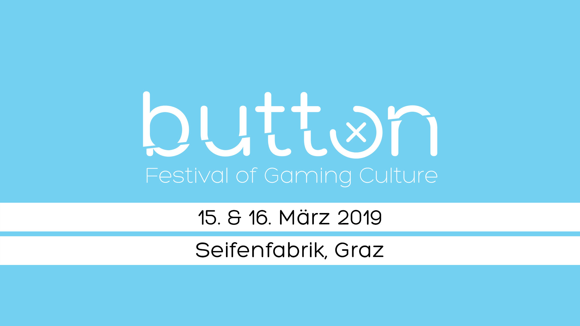 Button Festival of Gaming Culture