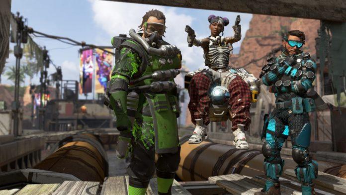 Das sind die besten Waffen in Apex Legends