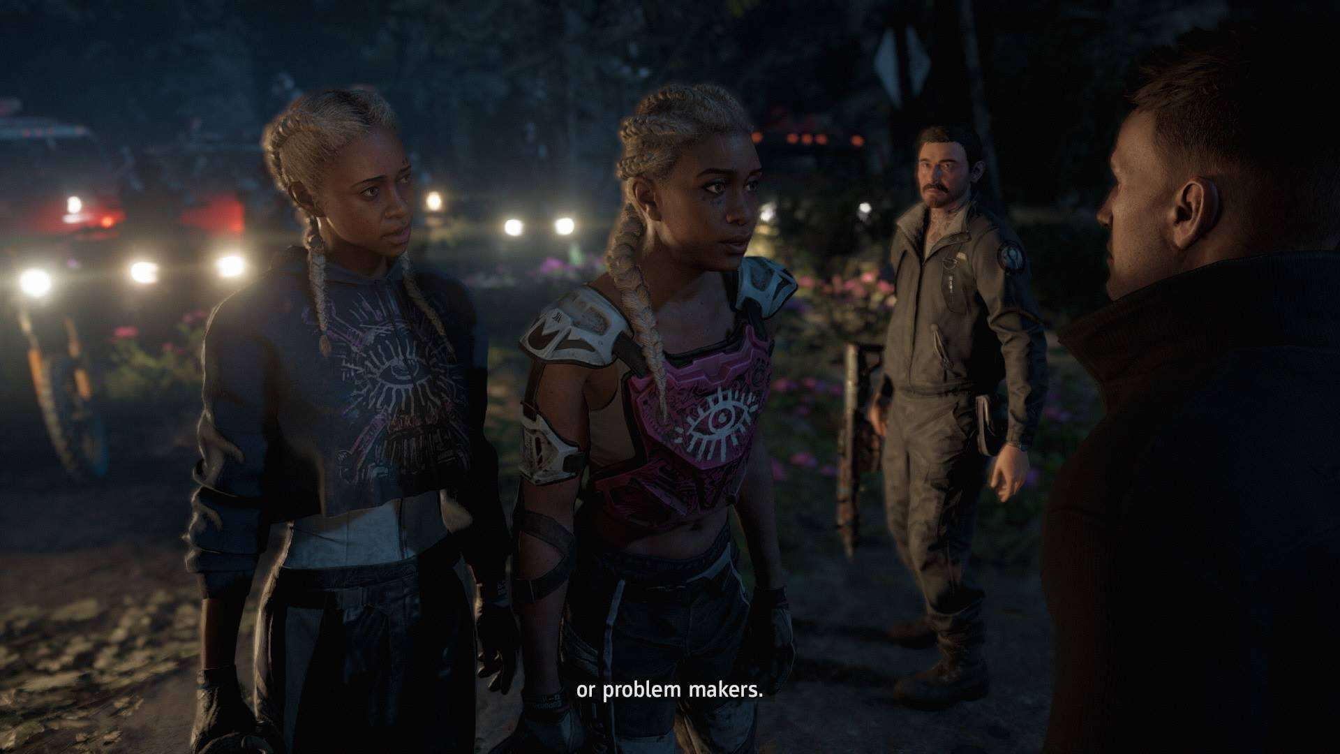 Far Cry New Dawn Highwaymen