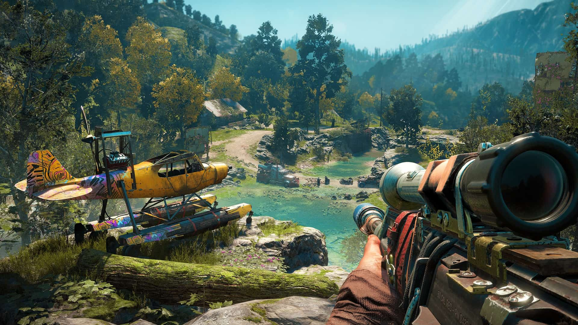 Far Cry New Dawn Setting
