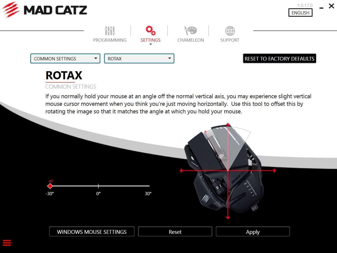 RAT 6+ Software Rotax