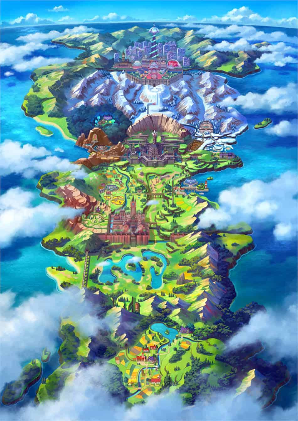 Pokémon Pokemon Sword und Shield