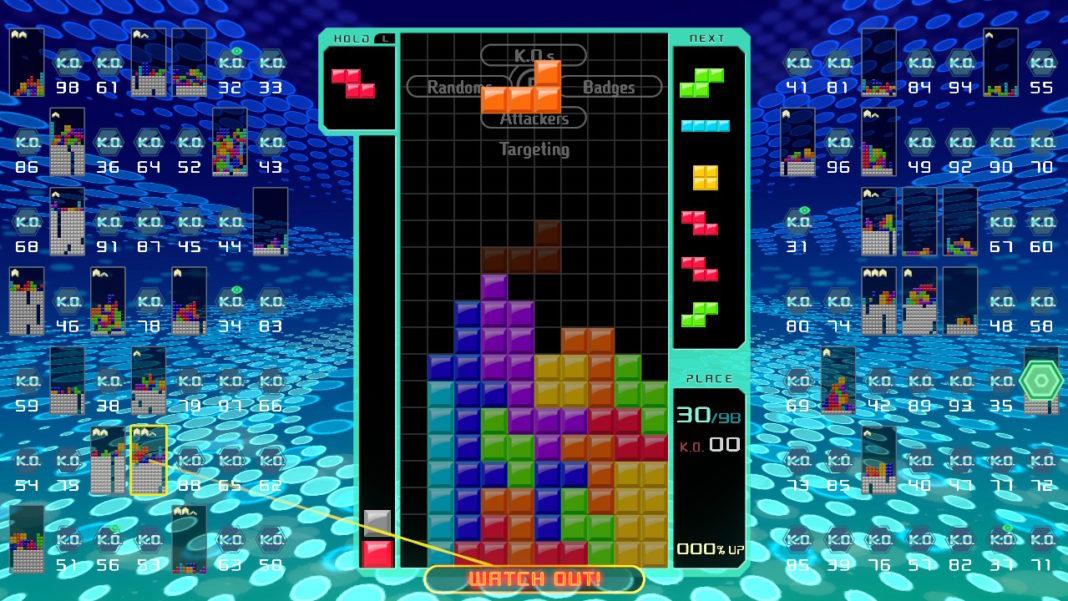 Tetris 99 Guide