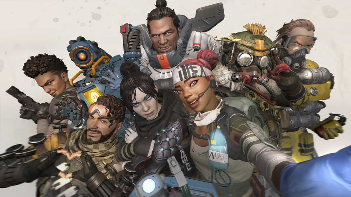 Apex Legends Charaktere