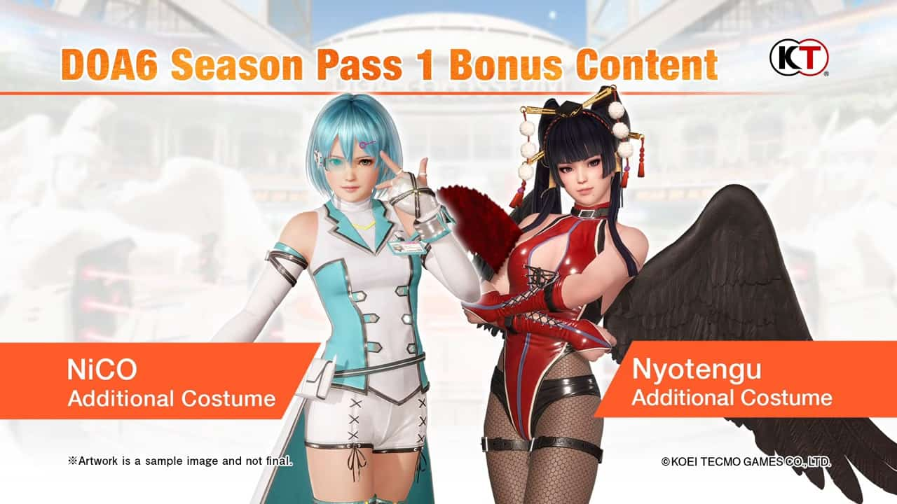 DEAD OR ALIVE 6 Season Pass 1