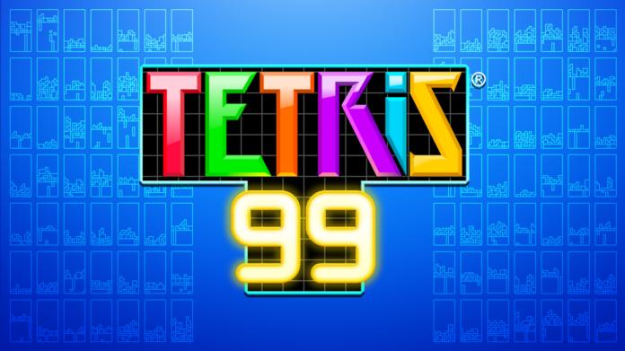 Tetris 99 Nintendo