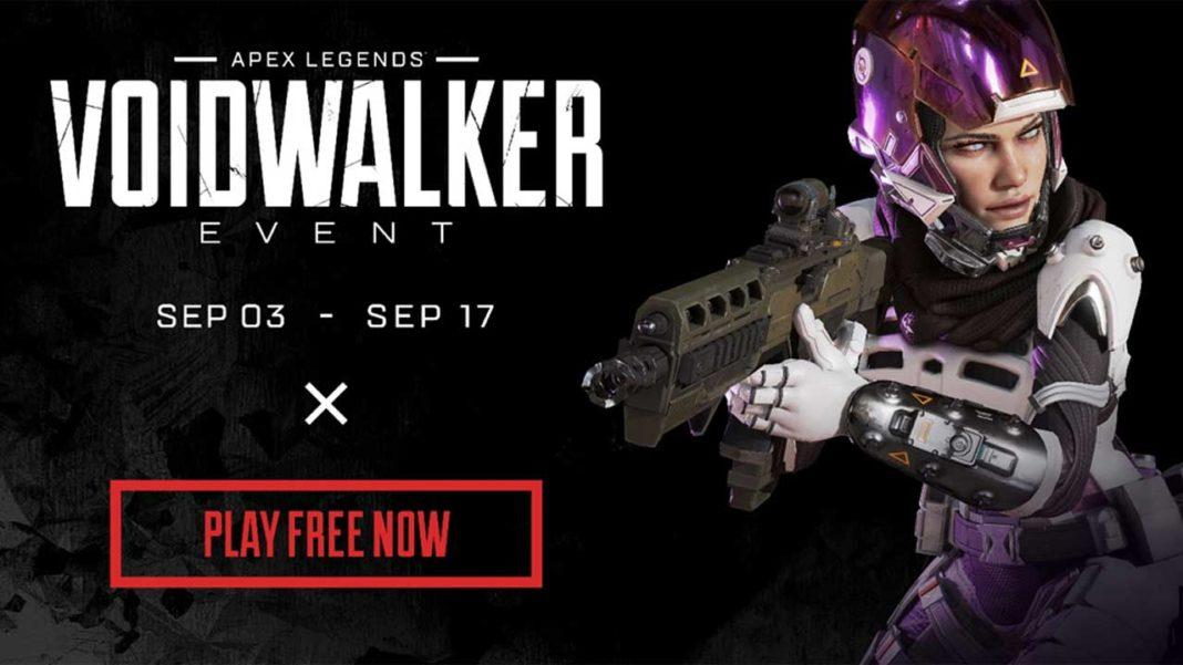 Apex Legends Update bringt neues Event zu Wraith Voidwalker