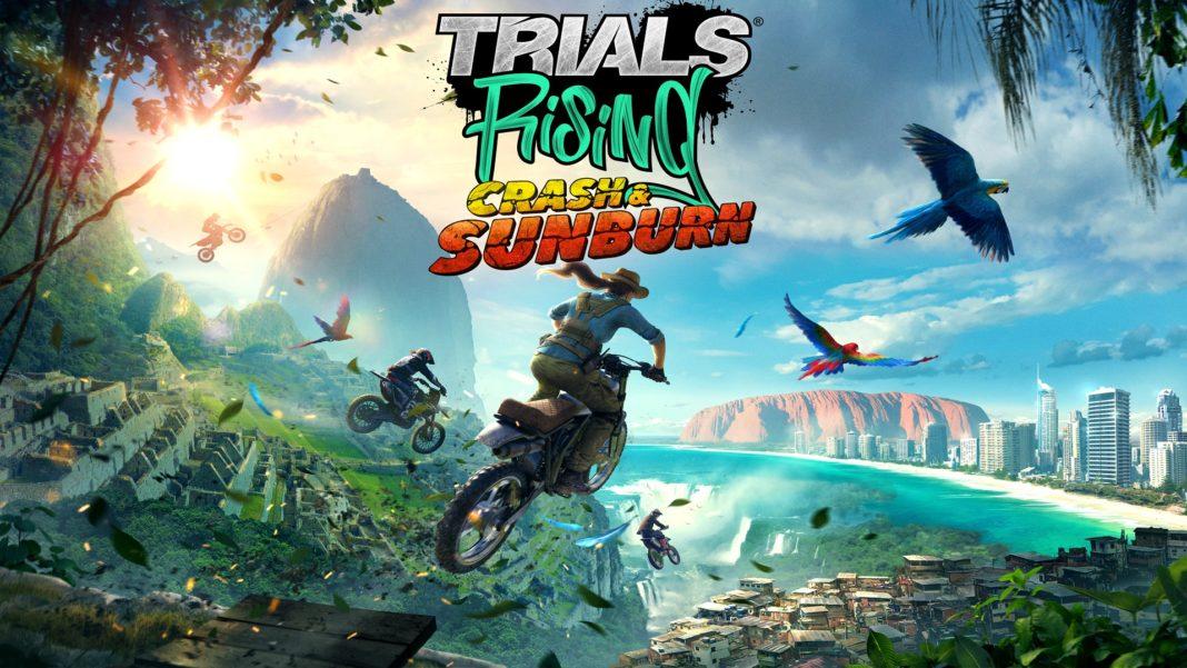 Trials Rising DLC Clash Sunburn Vorschau