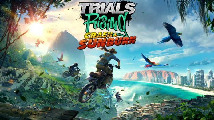 Trials Rising DLC Clash Sunburn Vorschau