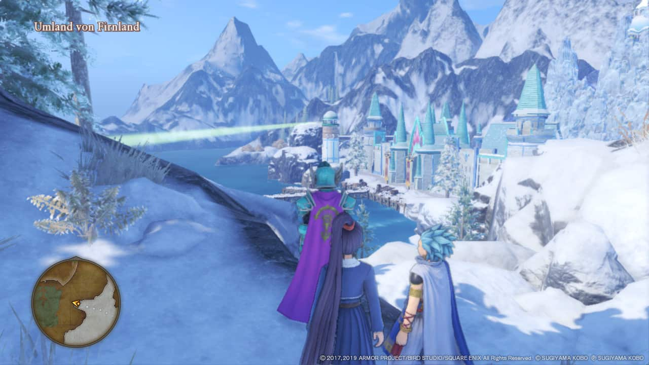 Dragon Quest 11