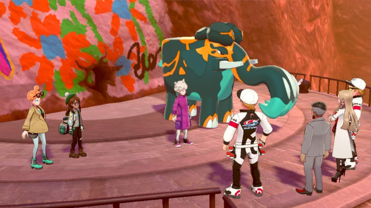 pokemon schwert tausch npc