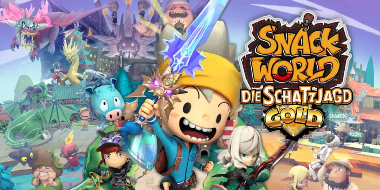Snack World: Die Schatzjagd- Gold: Fast Food mit interessanten Facetten
