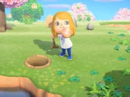 Animal Crossing New Horizons Alle Goldenen Werkzeuge erhalten