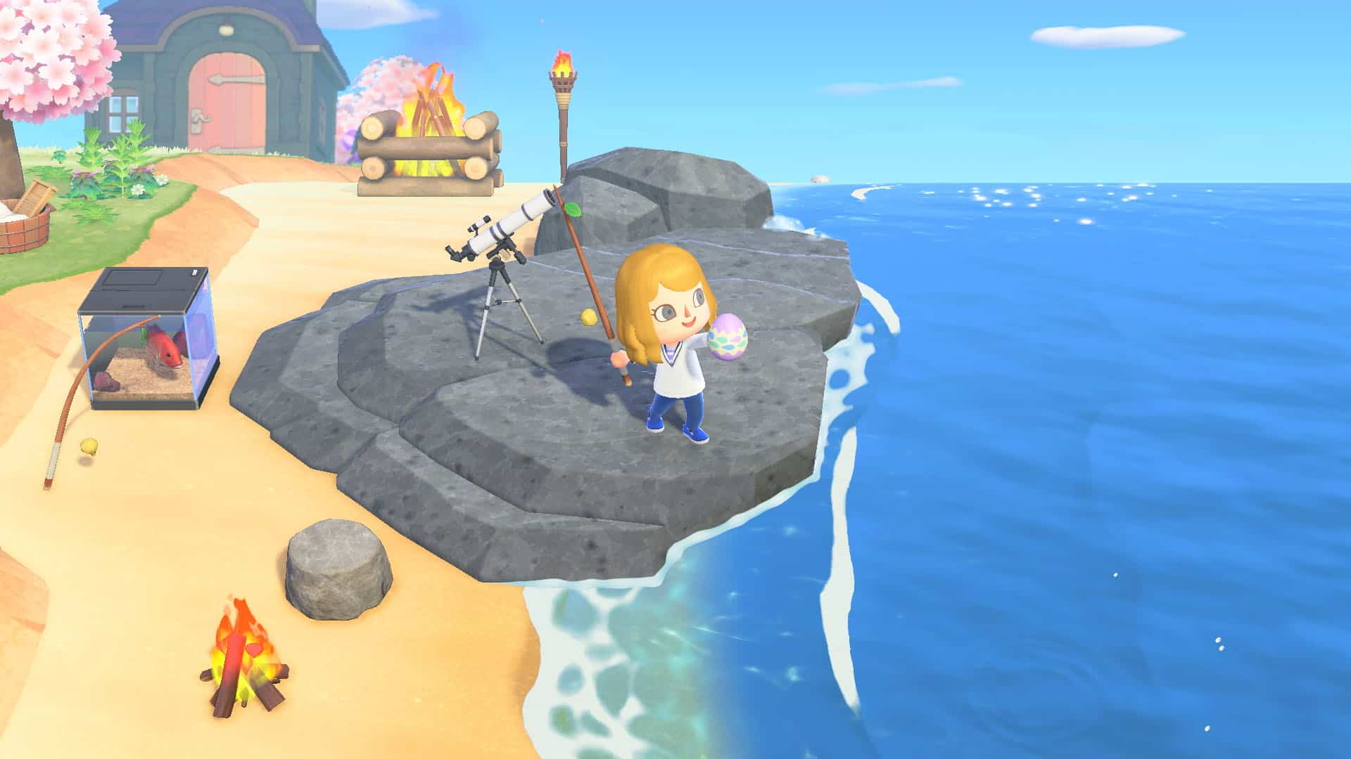 Animal Crossing: New Horizons | Schnell viele Sternis farmen