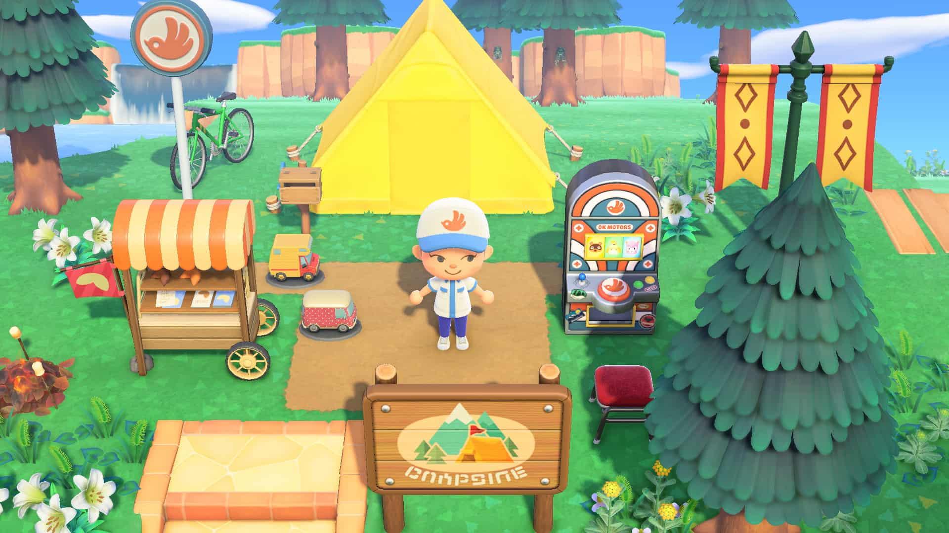 Animal Crossing New Horizons Sternis mit Rüben