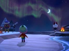 Animal Crossing New Horizons Sternschnuppen und Sternensplitter
