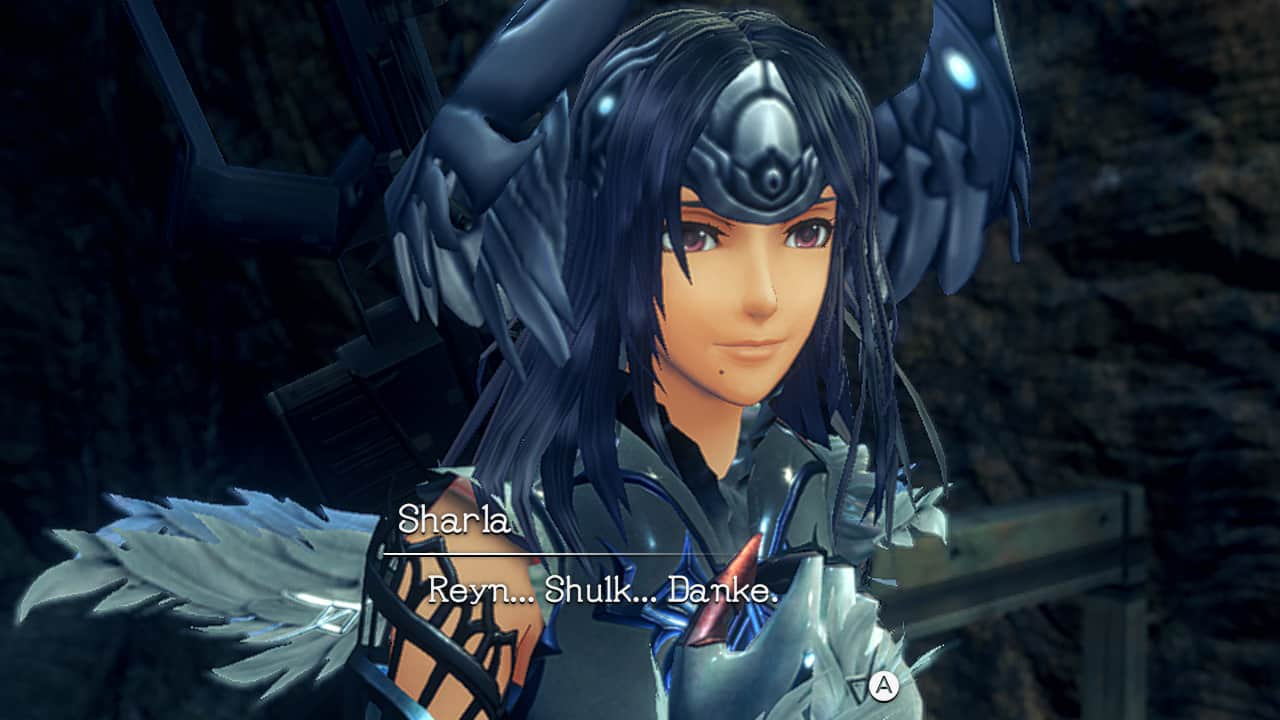 Xenoblade Chronicles Test Handheld Modus