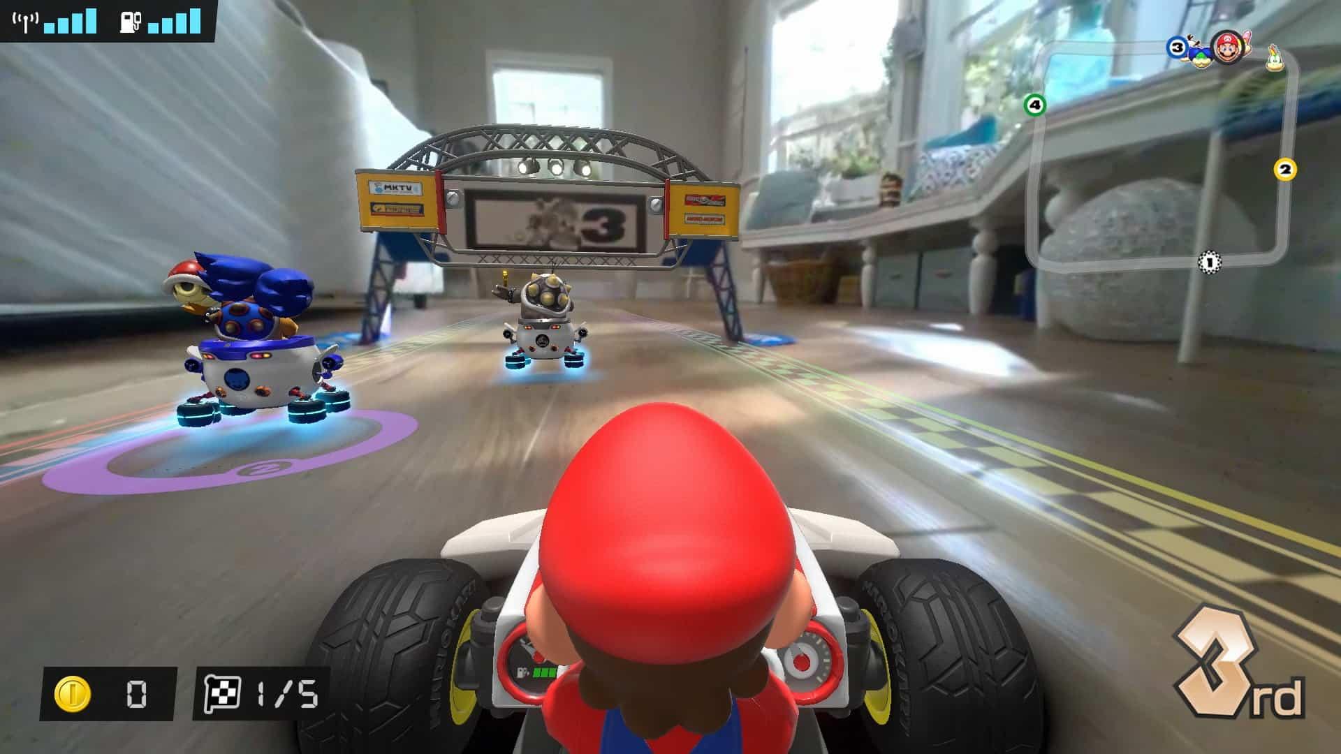 Mario Kart Live Home Circuit im Test